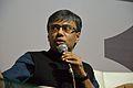 Amit Chaudhuri - Kolkata 2014-01-31 8216.JPG