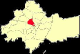 District in Amman Governorate, Jordan