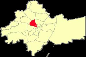 Al-Abdali - Al-Abdali location in Amman Governorate