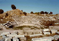 Amphitheatre of Troy