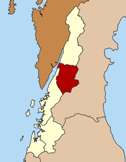 Amphoe location in Ranong Province
