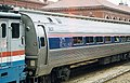 Amtrak Metroliner train at Wilmington, 1990s.jpg