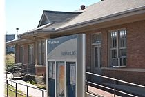 Amtrak Station on Hazlehurst Mississippi 1-2-2011.jpg