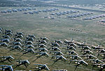 An aerial view of some of the more than 2,500 aircraft from all services -are stored at the Aerospace Maintenance and Regeneration Center DF-ST-89-10584.jpg