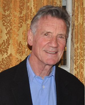 Michael Palin - Palin in 2015