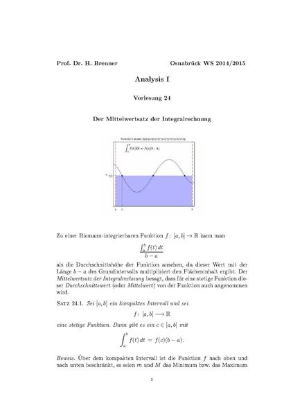 File:Analysis (Osnabrück 2014-2016)Vorlesung24.pdf