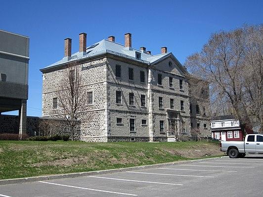 Vieille prison de Trois-Rivières