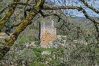 Ancient royal Castle of Caylus 03.jpg