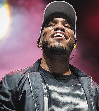 Picture of a band or musician: Anderson .Paak
