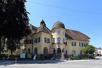 Andorf - Andorf Marktgemeindeamt (Town hall)