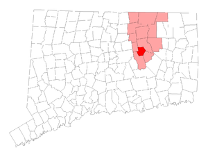 Andover, Connecticut - Image: Andover CT lg