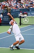 Fußfehler Tennis