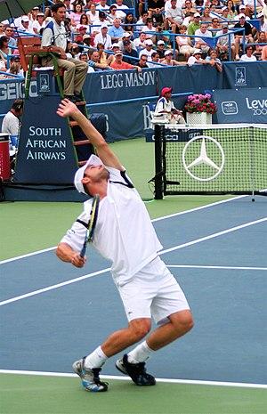 Andy Roddick - Roddick in Washington, 2007