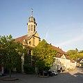 Angelbachtal - Eichtersheim - Schlosskirche von Südwesten.jpg