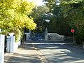 Angers, Entrée de l'Arboretum.JPG