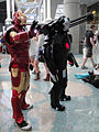 Anime Expo 2011 - Iron Man and War Machine (5892752065).jpg