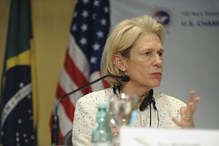 Ann B. Wrobleski United States Assistant Secretary of State