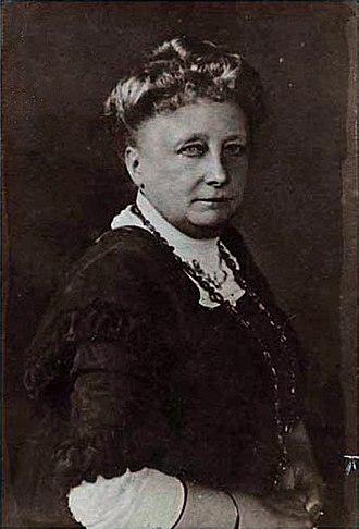 Anna Adelaïde Abrahams - Image: Anna Abrahams (1849 1930)