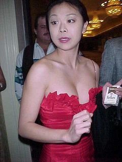 Annabel Chong American pornographic actress and director