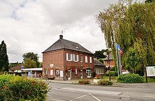 Anneville-sur-Scie Commune in Normandy, France