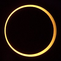 Annular Eclipse. Taken from Middlegate, Nevada on May 20, 2012.jpg