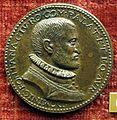 Anonimo, medaglia di domenico fontana architetto, 1586.JPG