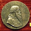 Anonimo, medaglia di pietro bembo, post 1538, arg..JPG