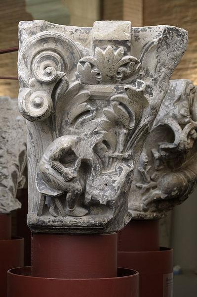 fichier anonyme toulousain bas relief sculpteur taillant un chapiteau mus e des augustins. Black Bedroom Furniture Sets. Home Design Ideas