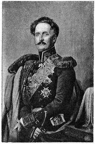 Joseph Carl von Anrep - Joseph Carl von Anrep-Elmpt