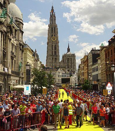 Antwerpen - Tour de France, étape 3, 6 juillet 2015, départ (273).JPG