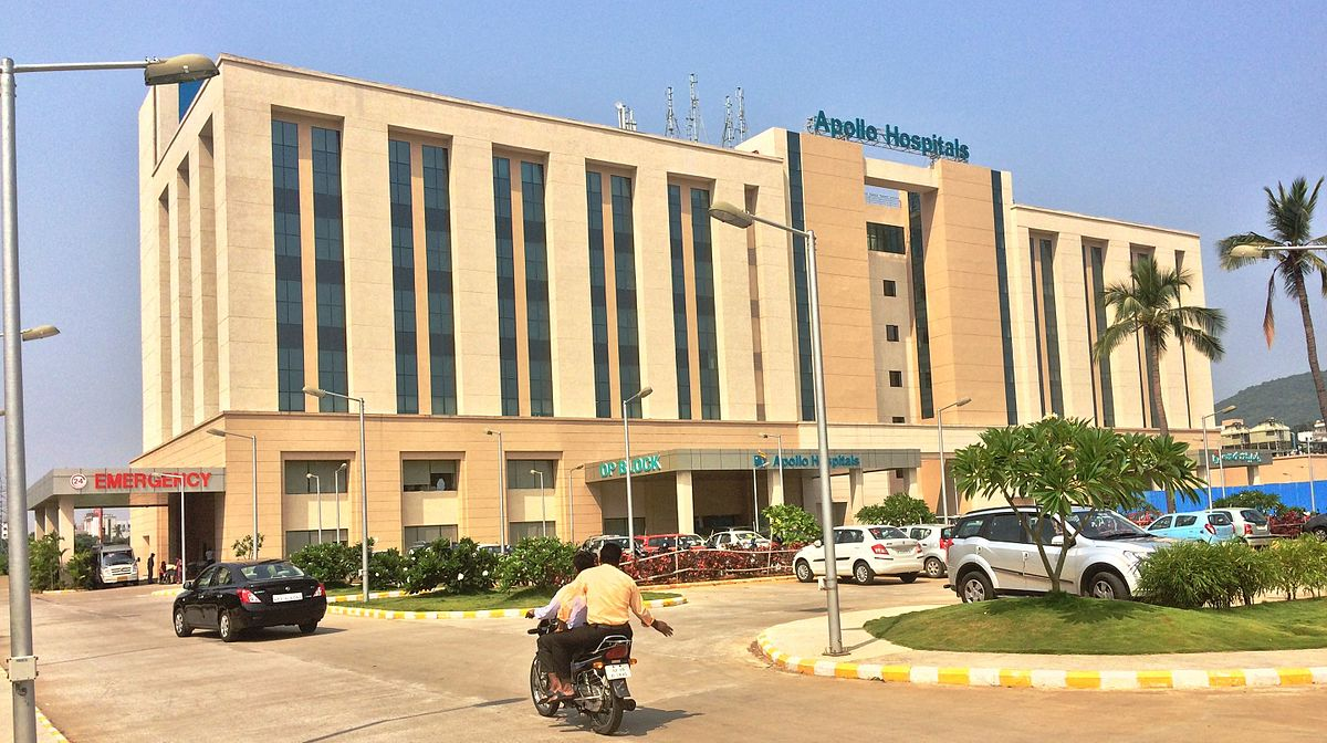 apollo hospital of india a Apollo hospital chennai: info on apollo hospital chennai, doctors and surgeons, and services hospitals providing treatment at low cost in india.
