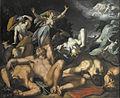Apollon og Diana straffer Niobe ved at dræbe hendes børn.jpg