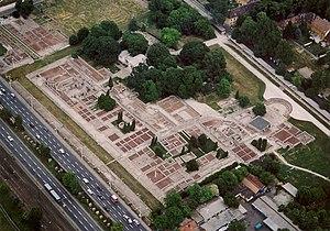 Aquincum, l'attuale Buda(pest)