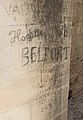Arènes d'Arles, graffiti Belfort.jpg