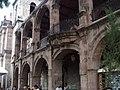 Arcada de piedra en templo de San Antonio de Padua - panoramio.jpg