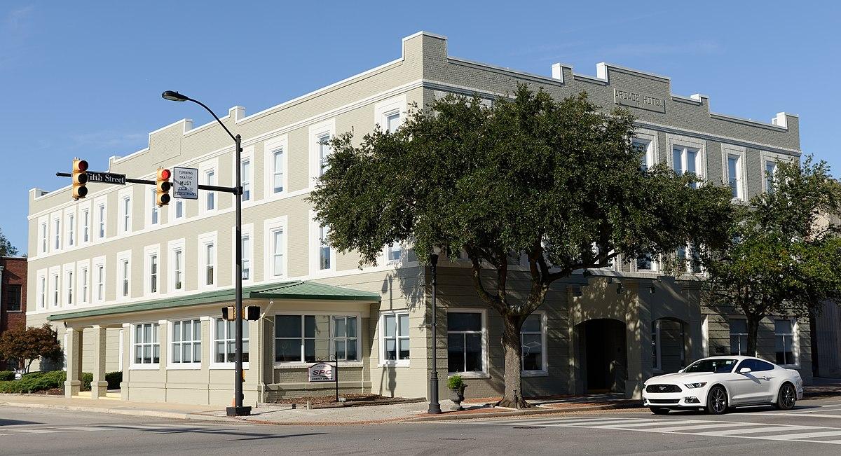 Arcade Hotel Hartsville South Carolina Wikipedia
