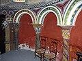 Arcature néo-romane en plâtre 1 - église de Montfort-en-Chalosse.jpg