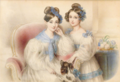 Archduchesses Maria Theresa and Maria Karoline of Austria.png