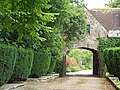 Arched Entrance to Waterston Manor - geograph.org.uk - 491147.jpg