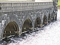 Arches on the dam - geograph.org.uk - 1446957.jpg