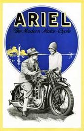 Ariel Motorcycles Wikipedia