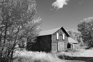 National Register of Historic Places listings in Carbon County, Wyoming - Image: Arlington, Wyoming, USA