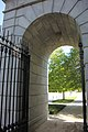 Arlington National Cemetery - Schley Gate pedestrian entrance - 2011.jpg