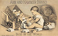 Arm and Hammer brand Best in the world.jpg