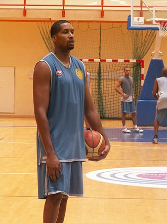 Jamie Arnold (basketball) - Arnold in 2005.
