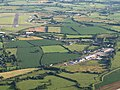 Around Broadclyst station from the air - geograph.org.uk - 1388164.jpg