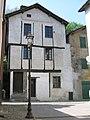Casa a graticcio wikipedia for Casa di architettura gotica