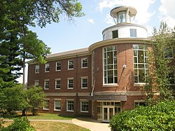 Arthur M. Blank Center, Babson College - IMG 0388.JPG