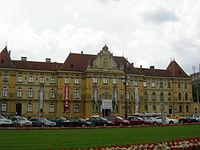 Arts and Crafts Museum in Zagreb, Croatia 2009.jpg