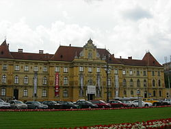 Arts and Crafts Museum in Zagreb, Croatia 2009.jpg